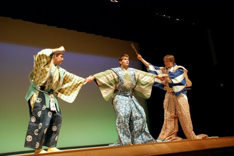 Malé divadlo kjógenu